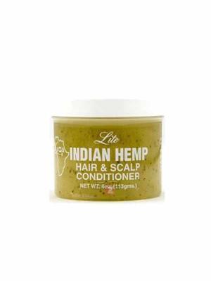 Kuza 100% Indian Hemp Hair And Scalp Treatment 113g