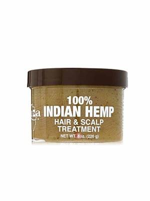 Kuza 100% Indian Hemp Hair And Scalp Treatment 226 g