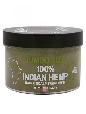 Kuza 100% Indian Hemp Hair And Scalp Treatment 508.5 g