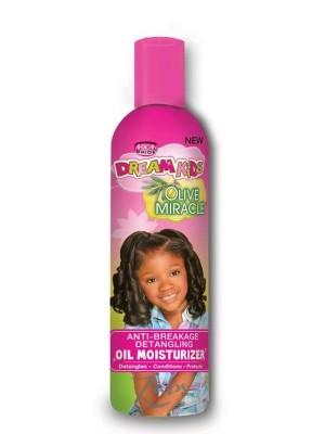 African Pride Dream Kids Anti-Breakage Detangling Oil Moisturizer 8oz