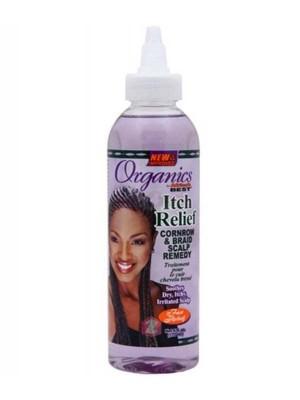 Organics Itch Relief Cornrow And Braid Scalp Remedy 177 ml