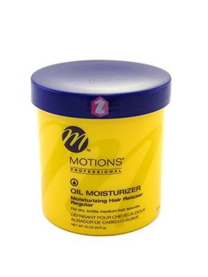 Motions Professional Oil Moisturizer Hair Relaxer - Regular