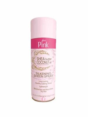 Shea Butter Coconut Oil Silkening Sheen Spray