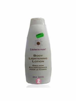 Edelweiscream Body Lightening Lotion