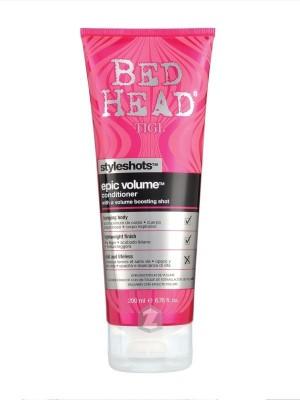 Bed Head TIGI Styleshots Epic Volume Conditioner 200 ml