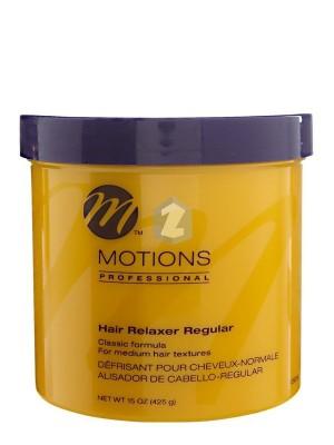 MOTIONS HAIR RELAXER 425 G - Regular