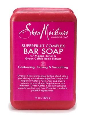 Shea Moisture Superfruit Complex Soap 230 g